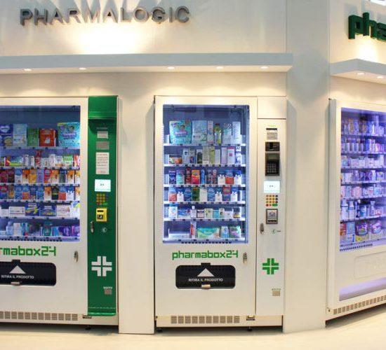 Máquinas dispensadoras de fármacos alarma a la industria farmacéutica mundial