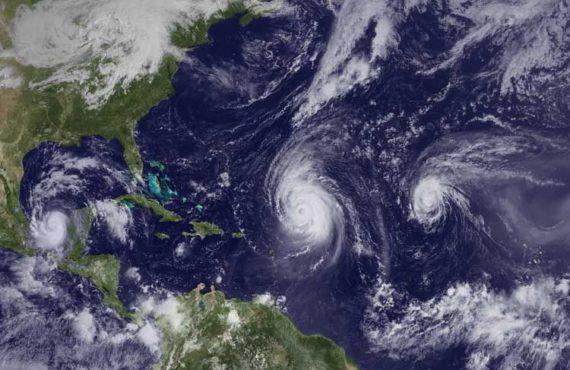 Temporada de huracanes y el estado de los medicamentos